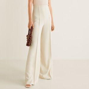 best website factory authentic good quality Mango Pants | Highwaist Palazzo Trousers | Poshmark